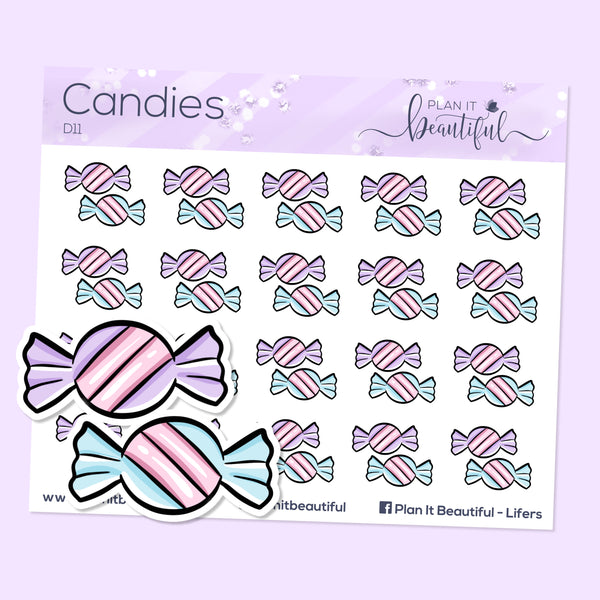 Eye Candies: Candies