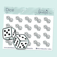 Eye Candies: Dice