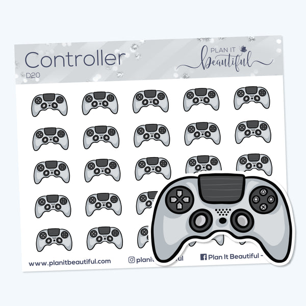 Eye Candies: Controller