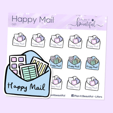 Eye Candies: Happy Mail