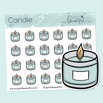 Eye Candies: Candle
