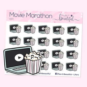 Eye Candies: Movie Marathon