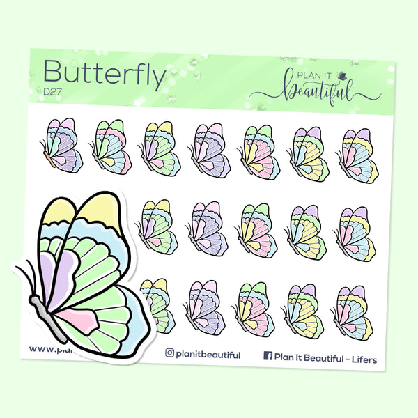 Eye Candies: Butterfly