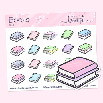 Eye Candies: Books