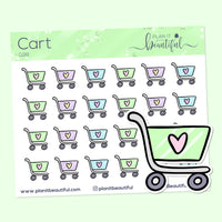 Eye Candies: Cart