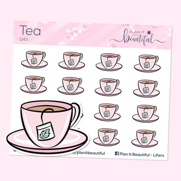 Eye Candies: Tea