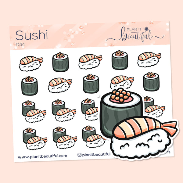 Eye Candies: Sushi