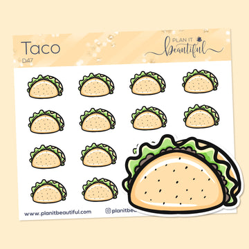 Eye Candies: Tacos