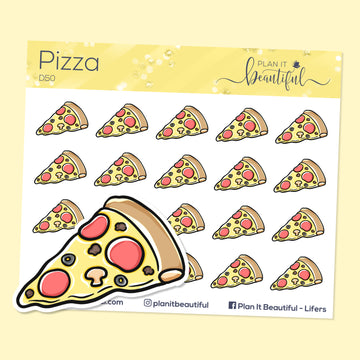 Eye Candies: Pizza