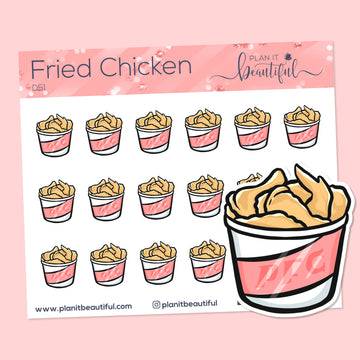 Eye Candies: Fried Chicken