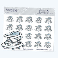 Eye Candies: Walker