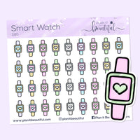Eye Candies: Smart Watch