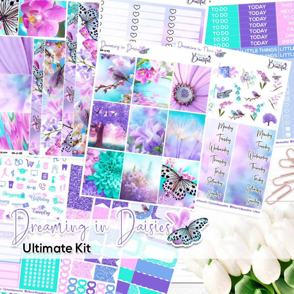 Dreaming in Daisies - Ultimate Vertical Kit
