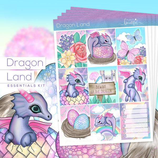 'Dragon Land' Collection