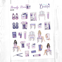 Beauty Room: Deco Sampler