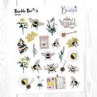 Bumble Bee: Deco Sampler