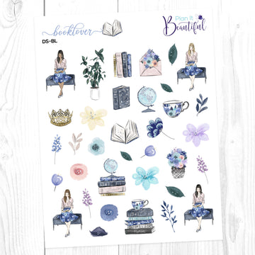 Booklover: Deco Sampler