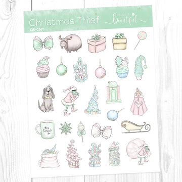 Christmas Thief: Deco Sampler