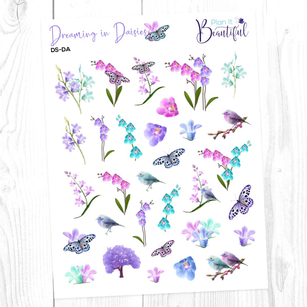 Dreaming in Daisies: Deco Sampler