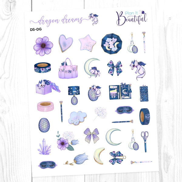 Dragon Dreams: Deco Sampler