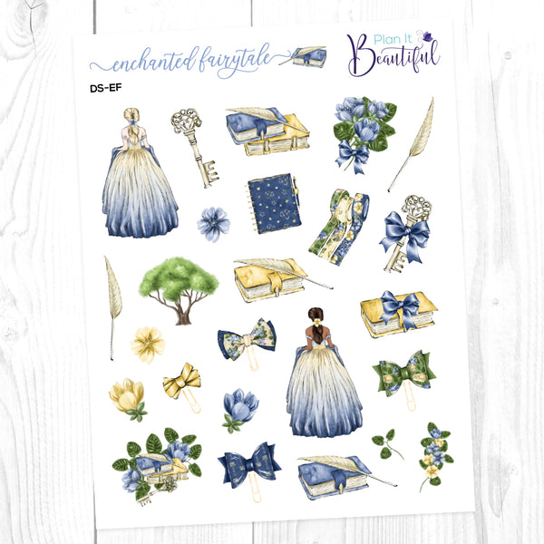 Enchanted Fairytale: Deco Sampler