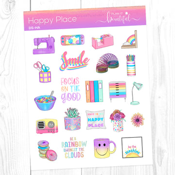 Happy Place: Deco Sampler