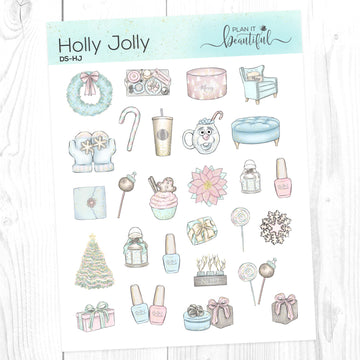 Holly Jolly: Deco Sampler