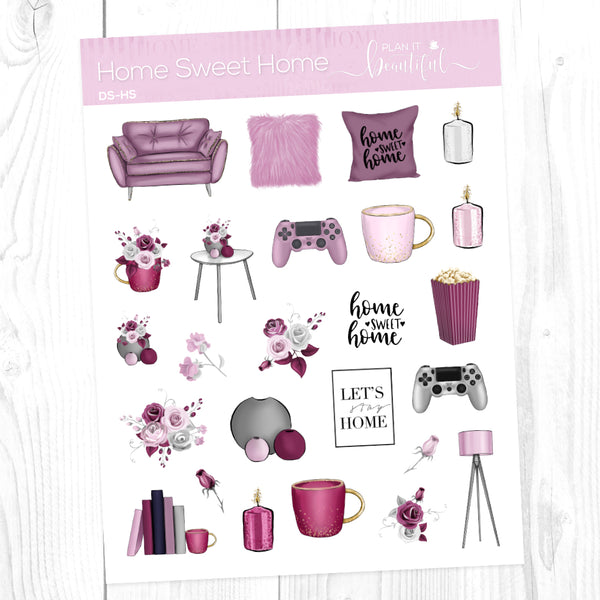 Home Sweet Home: Deco Sampler
