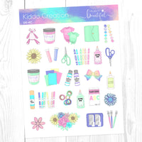 Kiddo Creation: Deco Sampler
