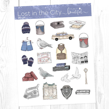 Lost in the City: Deco Sampler