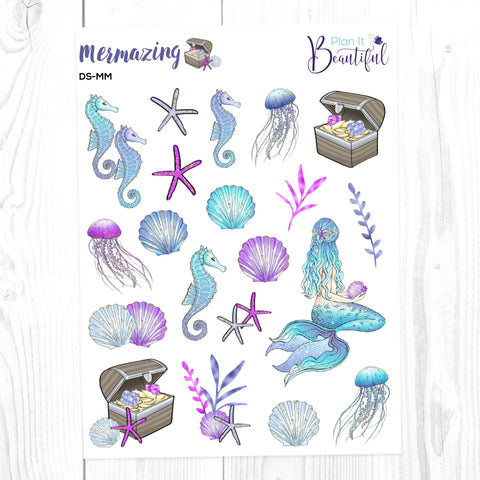 Mermazing: Deco Sampler