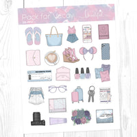 Pack For Vacay: Deco Sampler