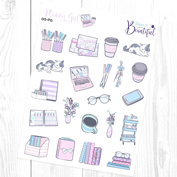 Planner Girl: Deco Sampler