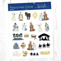 Peace Has Come: Deco Sampler