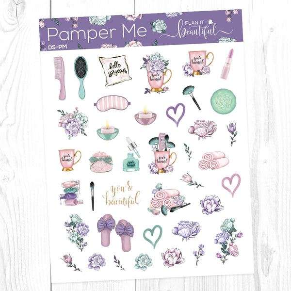 Pamper Me: Deco Sampler