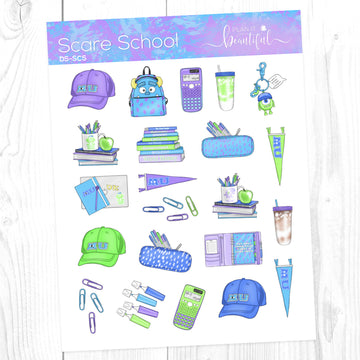 Scare School: Deco Sampler
