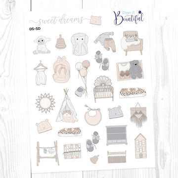 Sweet Dreams: Deco Sampler