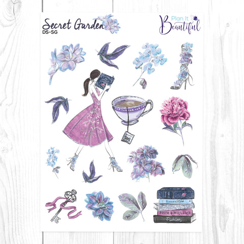 Secret Garden: Deco Sampler