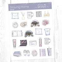 Staying Home: Deco Sampler