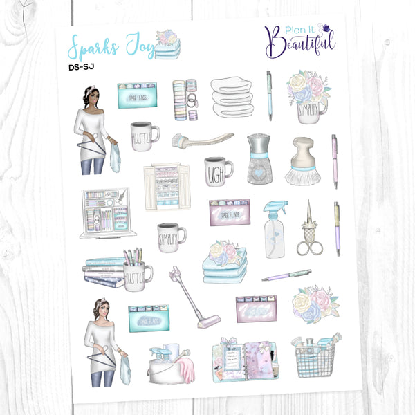 Sparks Joy: Deco Sampler