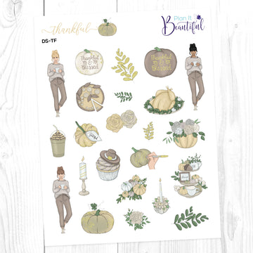 Thankful: Deco Sampler