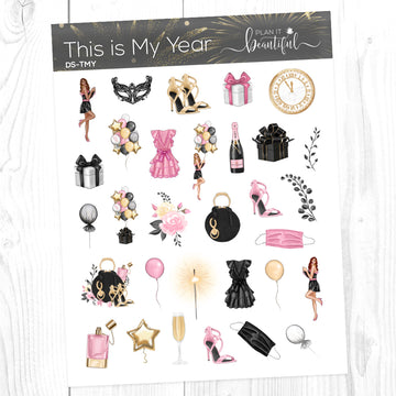 This is My Year: Deco Sampler