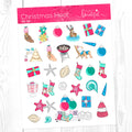 Christmas Heat: Deco Sampler