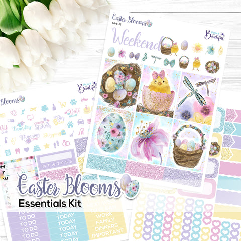 Easter Blooms - Essentials Kit