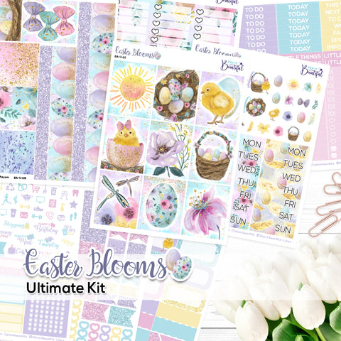 Easter Blooms - Ultimate Vertical Kit