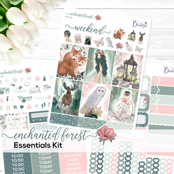 Enchanted Forest - Essentials Kit