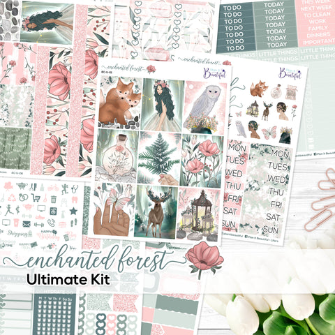 Enchanted Forest - Ultimate Vertical Kit