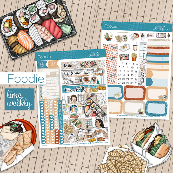 'Foodie' Collection