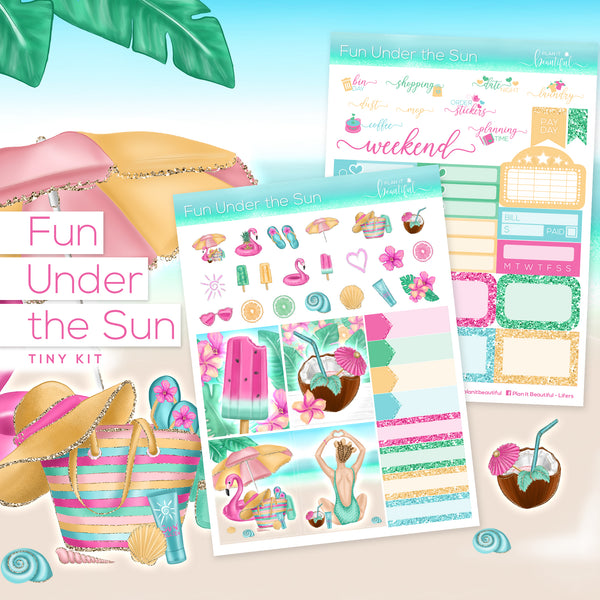 'Fun Under the Sun' Collection