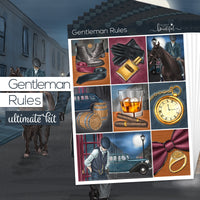 'Gentleman Rules' Collection